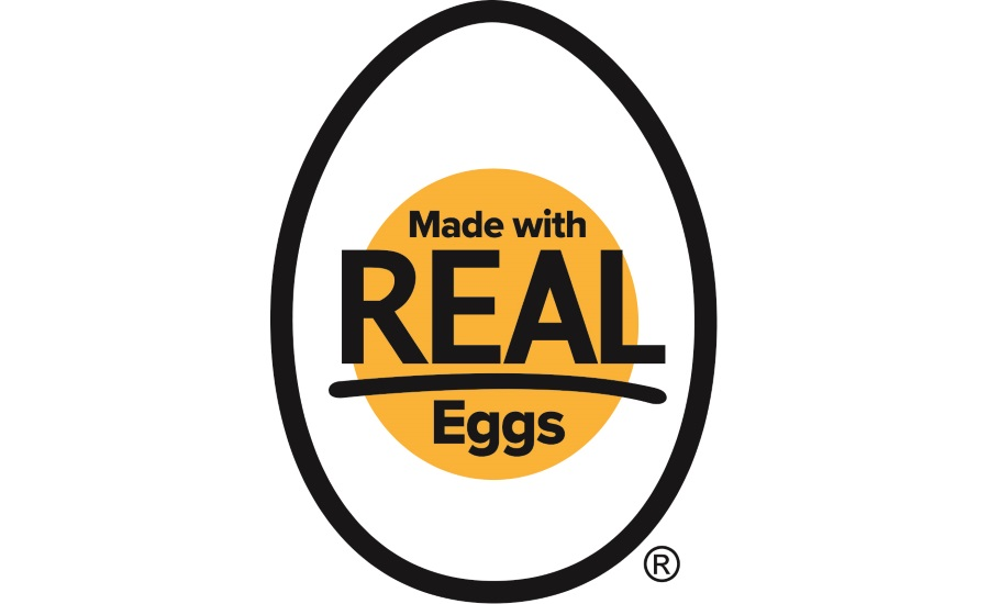 Made with REAL Eggs logo
