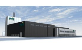 Merit Functional Foods new facility
