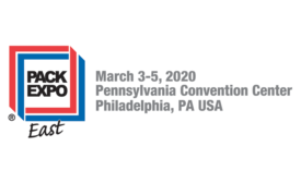 PACK EXPO East 2020 logo