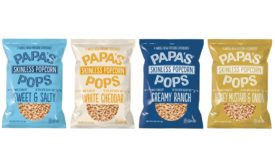 PAPA'S POPS SKINLESS POPCORN RAISES $1.25MM SEED ROUND OF INVESTMENT