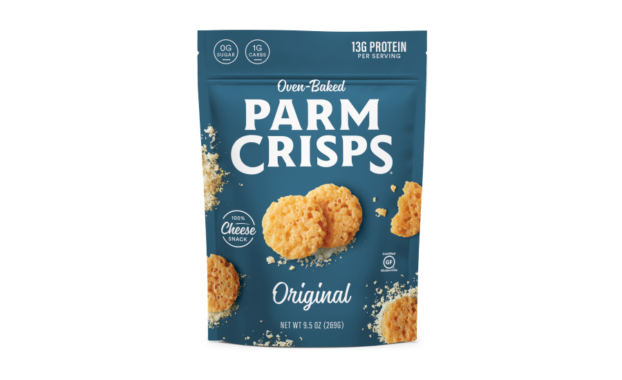 ParmCrisps Launches at Costco