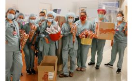 Popcornopolis launches giving program in support of healthcare workers