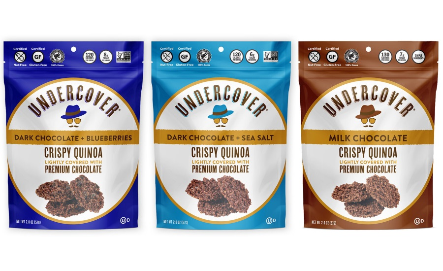 Undercover Snacks launches in CVS Pharmacy HealthHUB stores across the U.S.