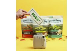 Harvest Snaps Launches #CrunchBetter Campaign