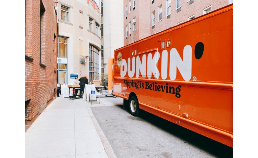 Dunkin introduces dunkincoffeebreak.com and gives back to local heroes across U.S.
