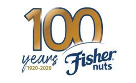Fisher Nuts 100 year anniversary