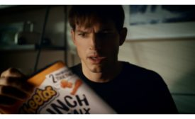Cheetos unveils teaser for Super Bowl commercial, featuring Ashton Kutcher