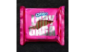 Lady Gaga Themed OREO cookies, plus Virtual Chromatica Cookie Hunt