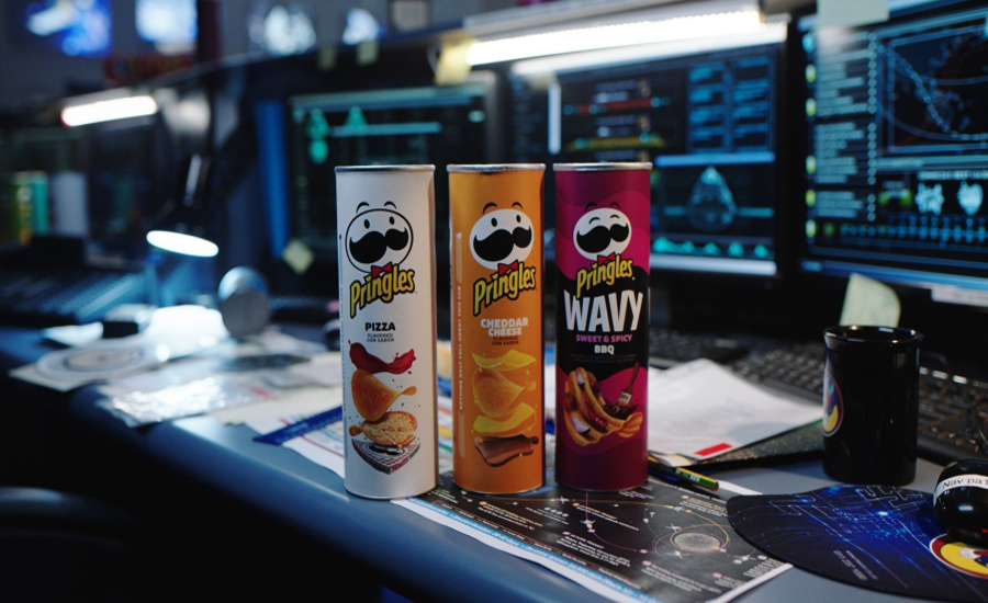 Pringles releases out-of-this-world 2021 Big Game flavor-stacking ad