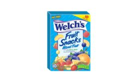 Welchs Fruit Snacks celebrates 20th anniversary