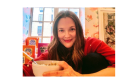Drew Barrymore and Kellogg teams up for National Breakfast Week to impart the importance of fiber