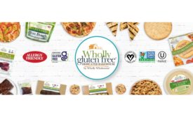 Wholly Gluten Free launches new website