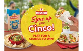 Mission Foods wants consumers to Sync Up Your Cinco with everything needed for a festive Cinco de Mayo