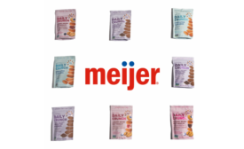 Daily Crunch Snacks launches in Meijers 150 Midwest stores