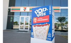 Kellogg Company and 7-Eleven team up to break Guinness World Record and donate worlds largest box of toaster pastries made with Pop-Tarts