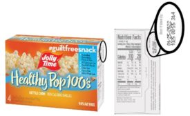 JOLLY TIME Pop Corn issues allergy alert on undeclared milk in Healthy Pop Kettle Corn 100s (4-pack)