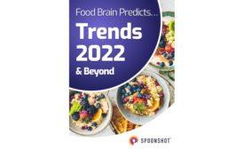 Spoonshot Food releases 2022 Food Trends Report