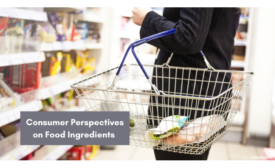 Consumers show strong interest in food ingredients: Clean is in, chemical-sounding is out