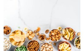 Increased screen time and stay-at-home entertainment gives savory snacks a boost with staying power