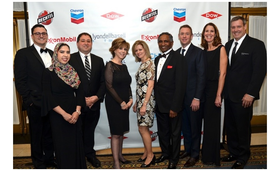 Innophos team attends gala