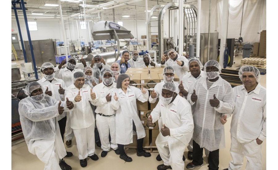 Barry Callebaut new facility