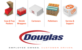 Douglas new website
