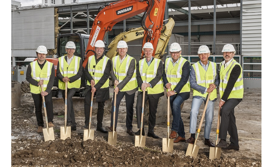 Buhler Innovation Campus ground-breaking