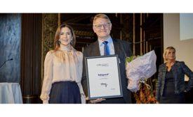 Palsgaard wins CSR Award for third time