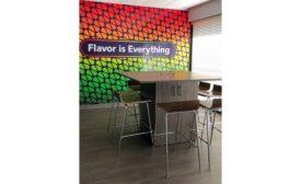 Comax Innovation Center tasting room