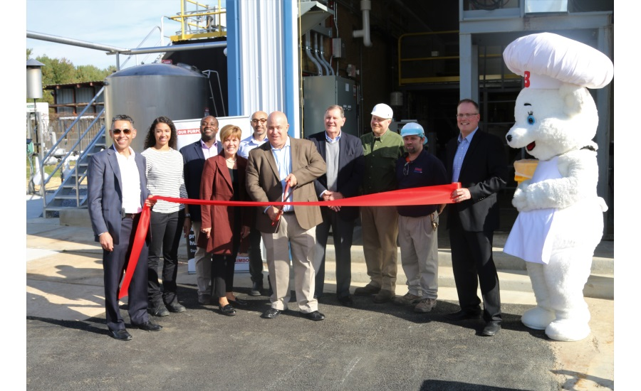 Bimbo Bakeries USA Unveils System to Recycle Wastewater in Frederick, MD