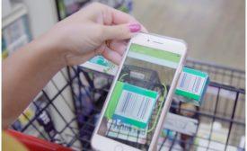 Smart label product scan survey