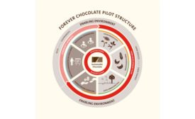 Barry Callebaut Forever Chocolate infographic