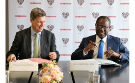 Barry Callebaut and Ghana intensify cooperation on a sustainable cocoa farming model