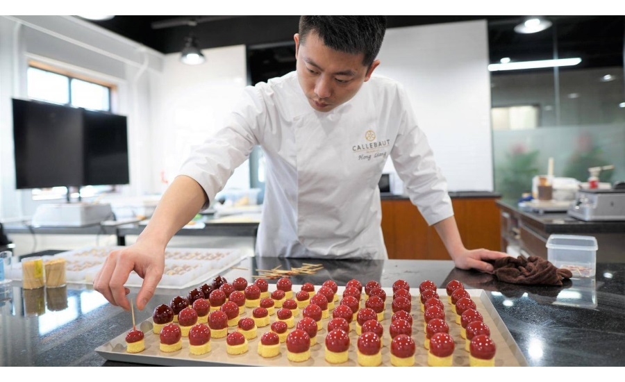 Barry Callebaut continues its China market expansion with new office and CHOCOLATE ACADEMY center in Beijing