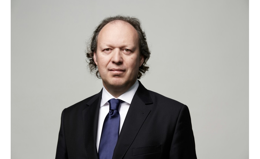 Alexander Baumgartner, CEO of Constantia Flexibles