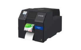 Epson and TEKLYNX Announce Design Software Integration with New ColorWorks Label Printers