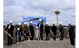 Fischer Paper Products breaks ground on new headquarters