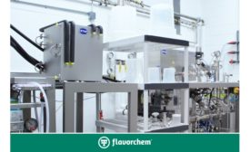 FLAVORCHEM CONTINUES FOCUS ON INNOVATION WITH NEW PILOT PLANT