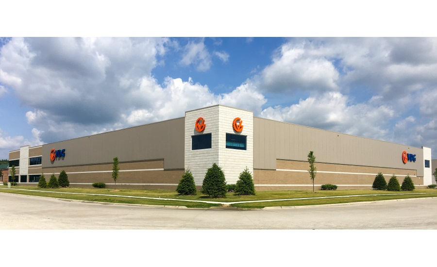 VDG Opening New State-of-the-Art Manufacturing Facility in Michigan