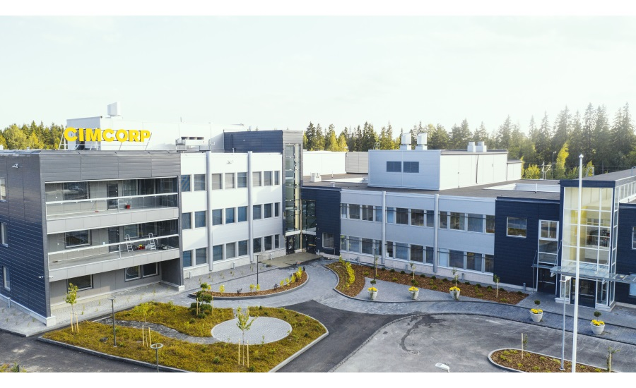 Cimcorp Unveils Newly Expanded HQ