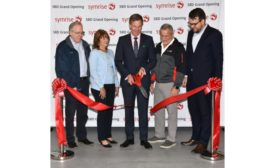 Symrise Opens New Spray Bed Drying Facility