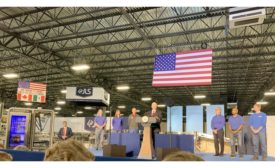 Vice President Pence Visits JLS Automation to Discuss Trade Deal