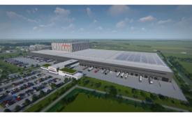 Barry Callebaut new Global Distribution Center, Belgium