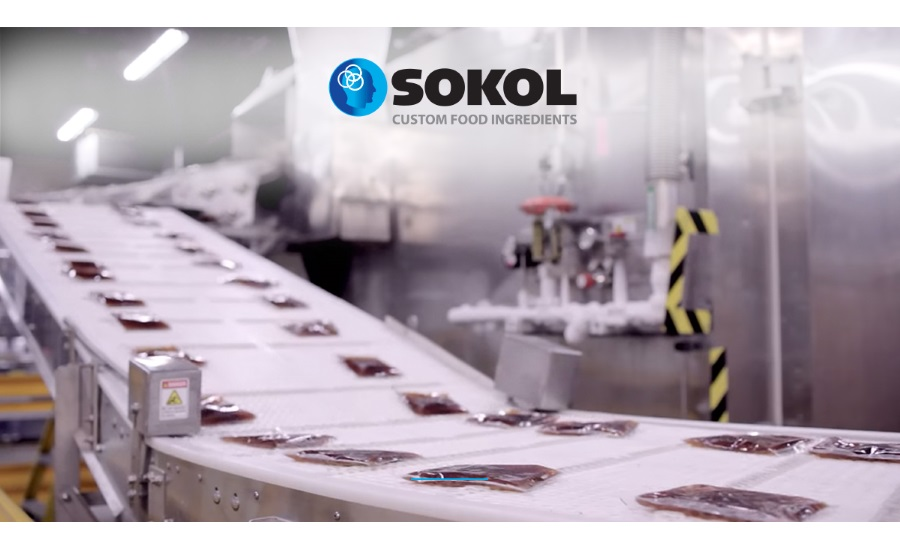 Sokol offers custom pouching options to aid food manufacturers