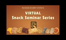 New virtual seminars announced from Reading Bakery Systems