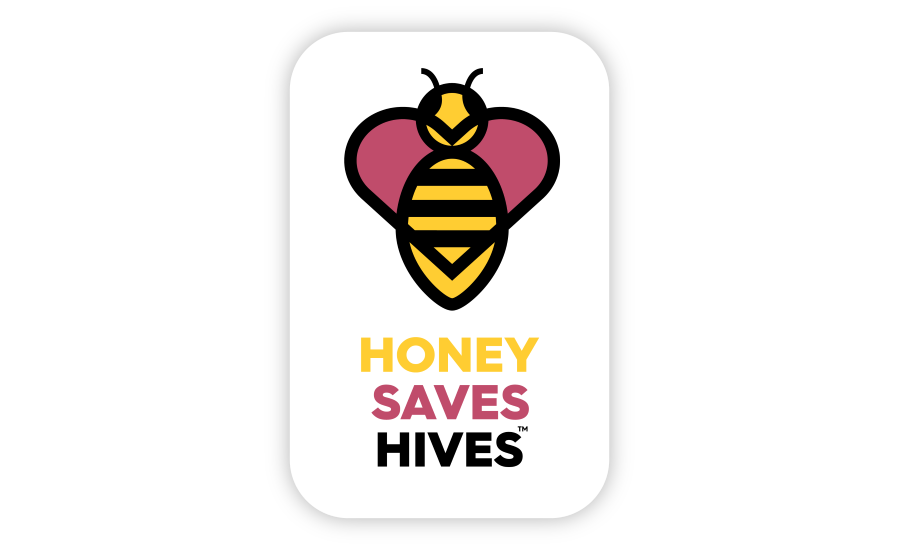 Join the National Honey Board and U.S. Food Manufacturers to support Honey Bees with Honey Saves Hives