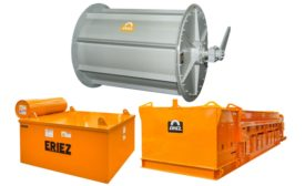 Customers can now browse available refurbished Eriez processing equipment online