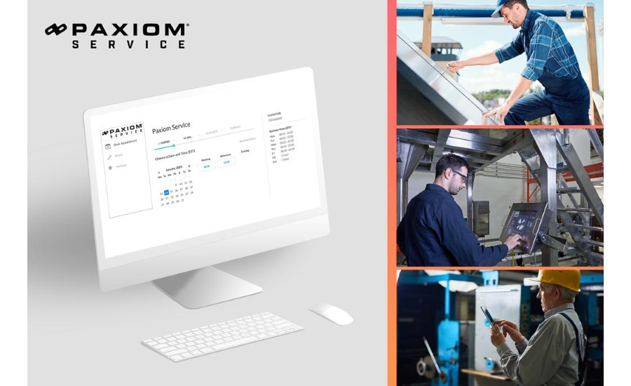Paxiom Automation announces new website launch
