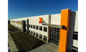 DS Smith new facility