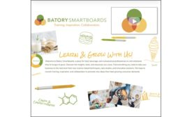 Batory Foods launches Smartboards microsite for industry insight, trends analysis, training & collaboration